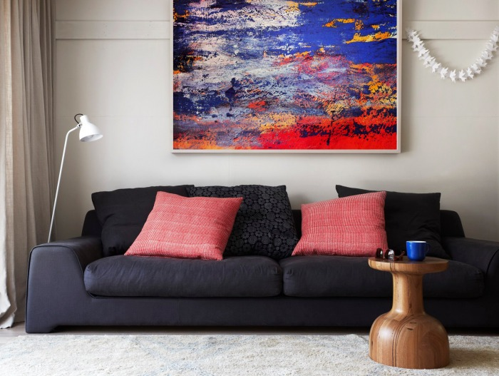 Private Residence, Sydney - Contemporary Art by Joanna Wolthuizen