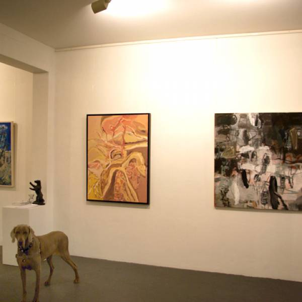 Rex-Livingston Art Dealer, Surry Hills Sydney 2012 - Art by Joanna Wolthuizen